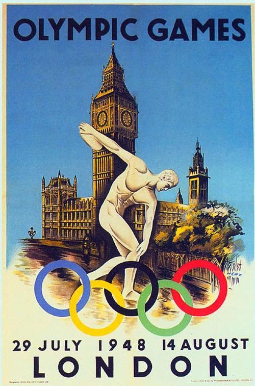 Олимпийский дизайн