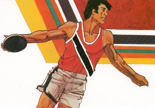 олимпийские игры 1984