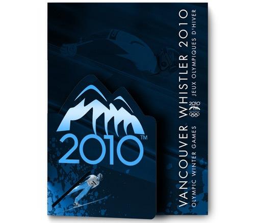 Постер к Олимпиаде в Ванкувере