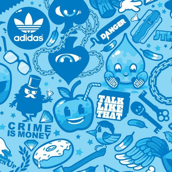 Постер для Adidas Originals