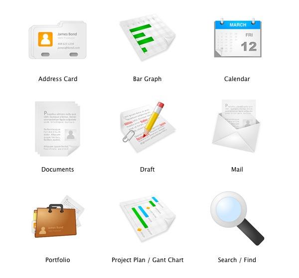 Иконки - проекты