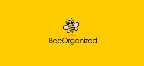 мультяшная пчелка