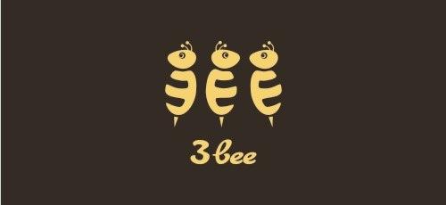 три пчелки