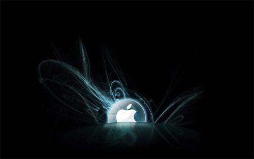 Эффектные обои Apple