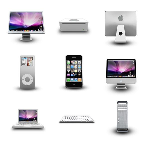 Иконки для документов Mac