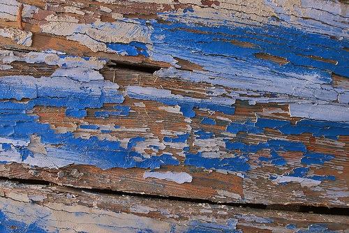 Яркая деревянная текстура