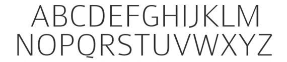 шрифт угловатой формы