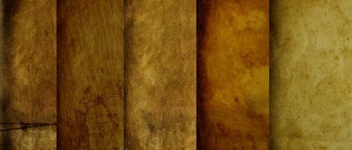Фоновые текстуры в стиле гранж (5 текстур)