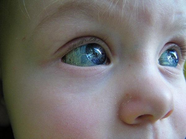 Цифровые глаза