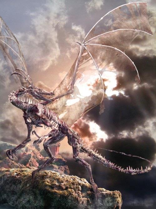 Дракон из Ада