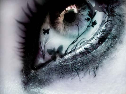 Влюбленные глаза