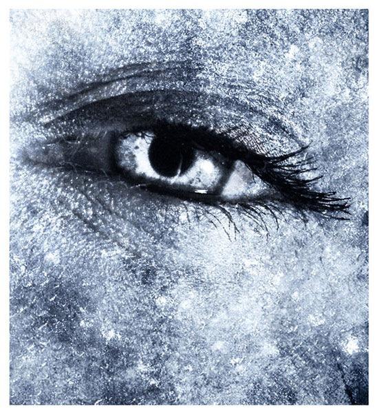 Глаза зимней богини