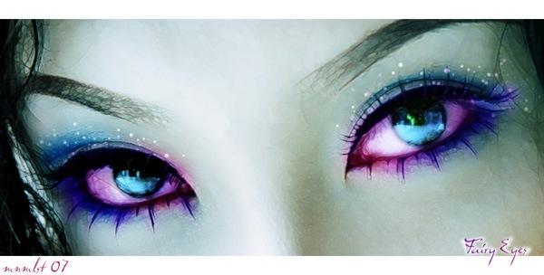 Глаза феи