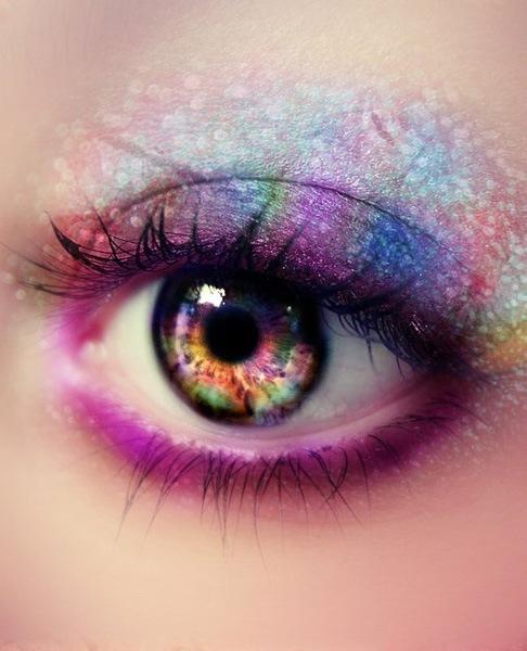 Небеса в её глазах