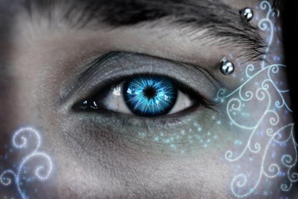 Магия в его глазах