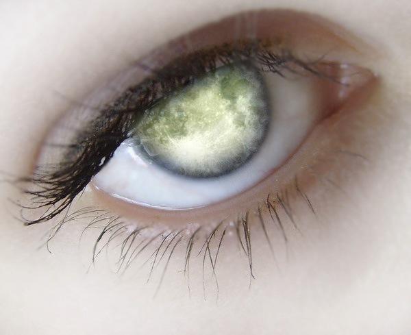 Лунные глаза