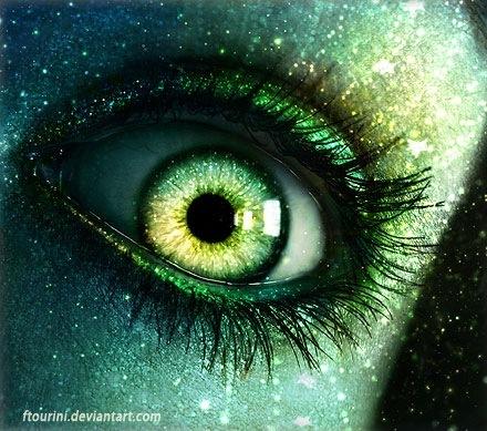 Звезды в твоих глазах