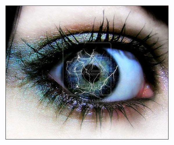 Грозовые глаза
