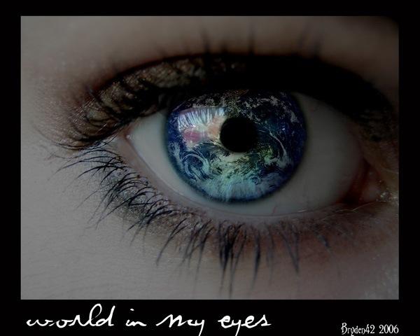 Мир в глазах