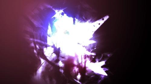 Абстрактный свет