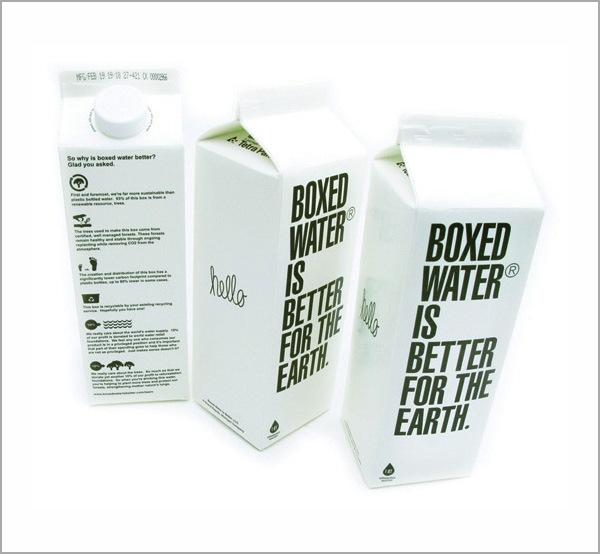 паки для воды