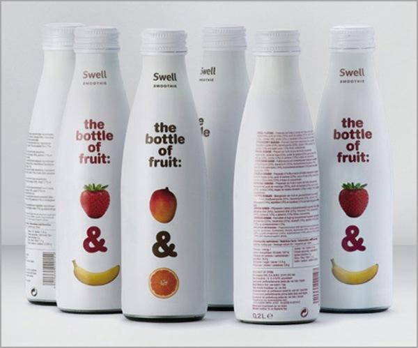 смайлики из фруктов