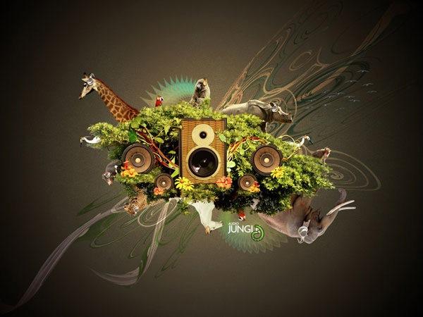 Аудио Джунгли
