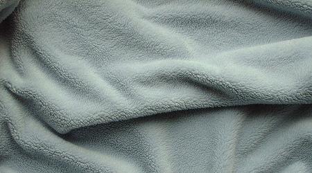 Плюшевая тканевая текстура