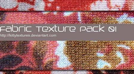 Текстура вязанной ткани