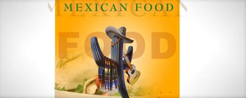 Мексиканский постер