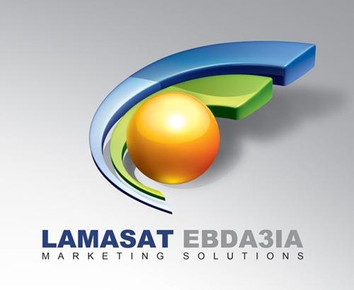 глянцевый логотип