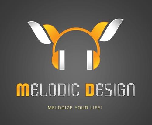 музыкальный логотип