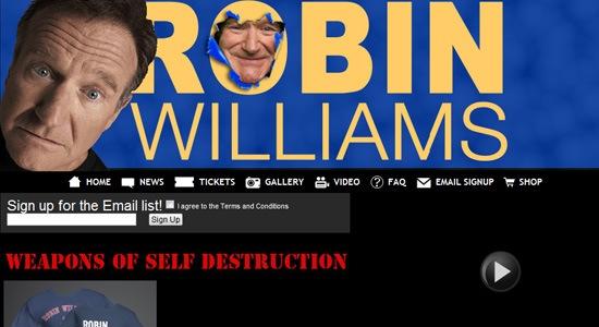 Робин Уильямс
