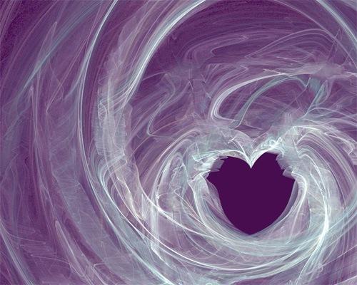Фрактальное сердце