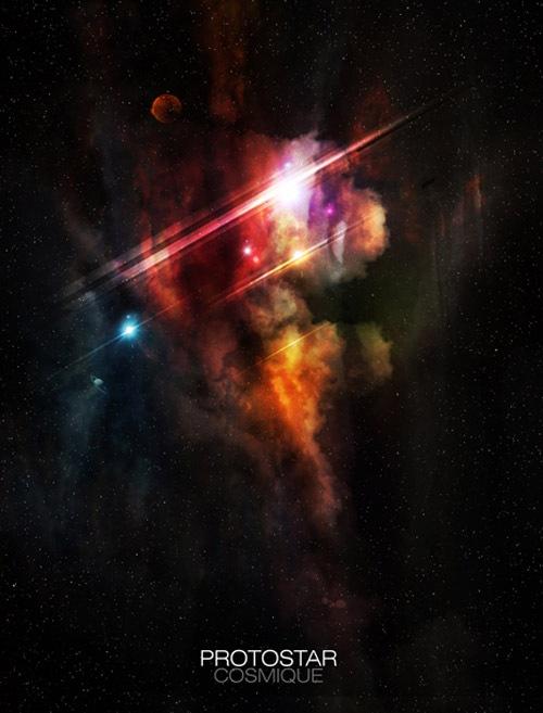 Яркие краски и блеск звезд
