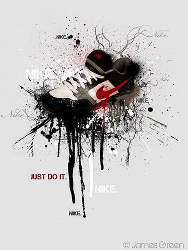постер Nike
