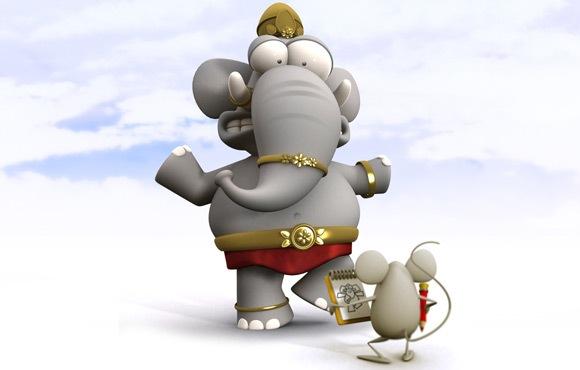 Пляшущий слон