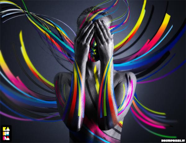 Единение красок