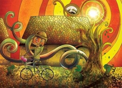 велосепидист