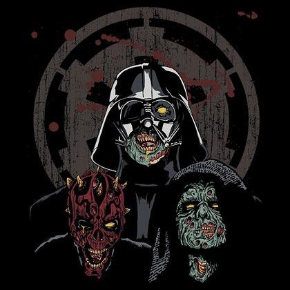 зомби Звездные войны