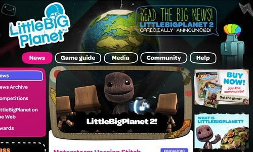 Игра Маленькая большая планет
