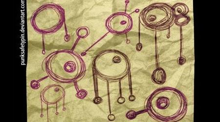Зарисовки кружков
