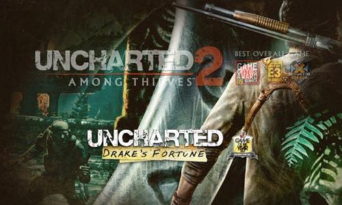 Игра Uncharted