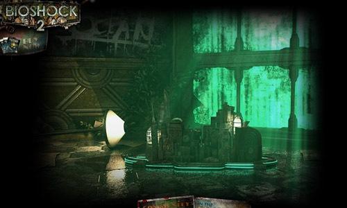 Игра Bioshock 2