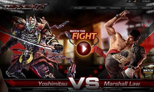 Игра Tekken 6