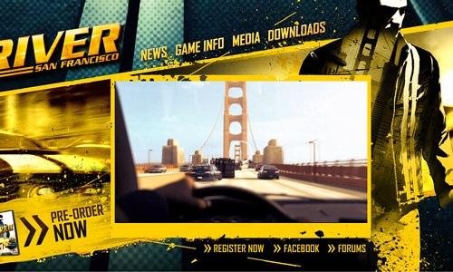 Игра Driver San Francisco
