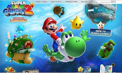 Галактика Супер Марио