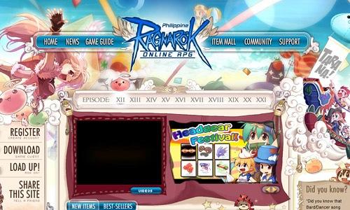 Игра Ragnarok Philippines
