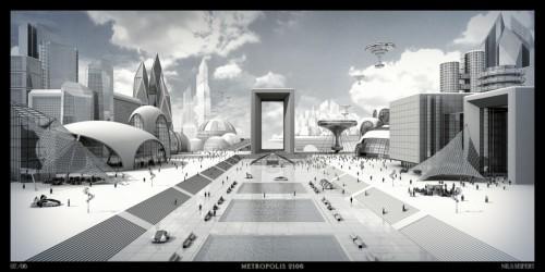 метрополис 2106