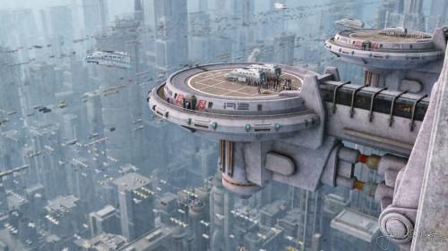 межгаллактический карабль